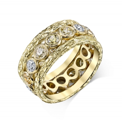 Allure Fancy Color Diamond Ring - #Allure Ring