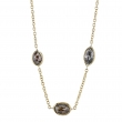 Terra Rustic Diamond Necklace - #Terra 3 Diamond Necklace