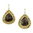 Terra Rustic Diamond Gold Ring - #Terra Ring